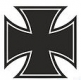 Eisernes Kreuz Aufkleber Sticker Iron Cross